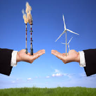 The Department of Energy on Renewable and Fossil Fuels