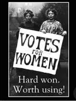 The Right to Vote about Women and Gender