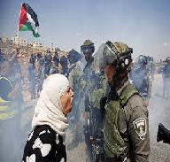 The conflict between Israel and the Palestinians