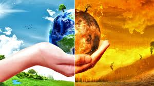 Climate Change ethics of Human Behaviors