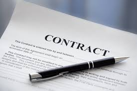 Critical analysis of current issues in contract