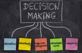 Descriptive, analytical and decision-making skills