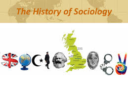 The History of Sociology
