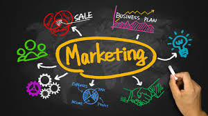 Marketing main line of business of the company