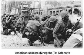 Battle Analysis on the Tet Offensive of the Vietnam War